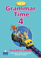 Grammar Time 4 TB NE