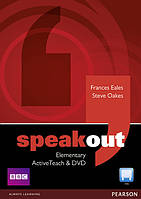 Speakout /2nd ed/ Elementary Active Teach