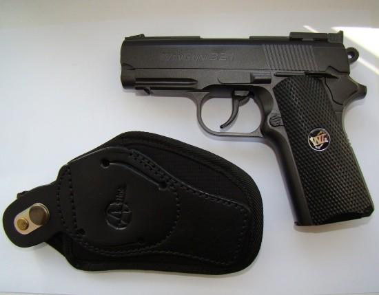 Пневматический пистолет KWC Colt Defender