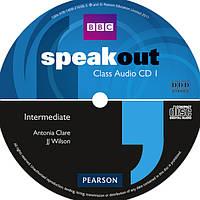 Speakout /2nd ed/ Intermediate Set of 3 Class CDs