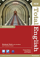 Total English New Edition Intermediate Student's Book with digital Active Book