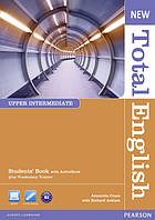 Total English New Edition Upper Intermediate Student's Book with digital Active Book