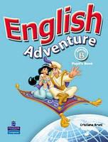 English Adventure starter B PB