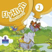 Fly High 1 Set of 2 Class Audio CDs