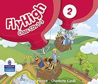 Fly High 2 Set of 3 Class Audio CDs