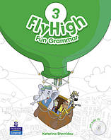Fly High 3 Fun Grammar with Audio CD