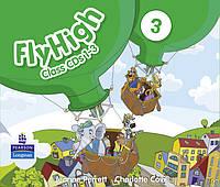 Fly High 3 Set of 3 Class Audio CDs