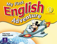 My First English Adventure 1 AB