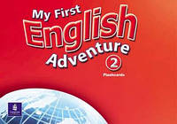 My First English Adventure 2 Flashcards
