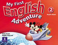 My First English Adventure 2 PB