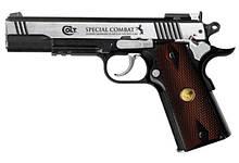 Пневматичний пістолет Umarex Colt Special Combat Classic