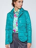 Куртка женская демисезонная Бирюза Размер 48