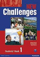 Challenges New Edition 1 Student Book