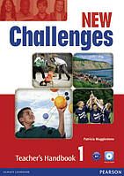 Challenges New Edition 1 Teacher's Book with Multi-Rom