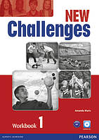 Challenges New Edition 1 Work Book