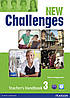 Challenges New Edition 3 Teacher's Book with Multi-Rom