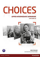 Choices Upper Intermediate Workbook with Audio CD