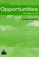 New Opportunities Interm. Powerbook