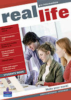 Real Life Pre-Intermediate Students Book