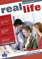 Real Life Pre-Intermediate Students Book
