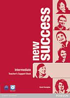 Success New Edition Intermediate teacher's Book with DVD