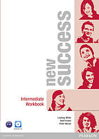Success New Edition Intermediate Workbook with Audio CD