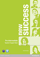 Success New Edition Pre-intermediate Teacher's Book with DVD