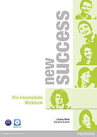 Success New Edition Pre-intermediate Workbook with Audio CD