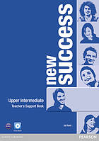 Success New Edition Upper Intermediate Teacher's Book with DVD