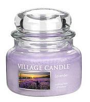 Свеча ароматическая Лаванда Village Candle 262 г