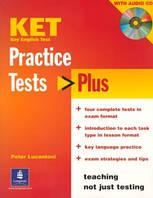 KET Practice Tests Plus with Audio CD