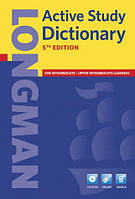 Longman Active Study Dictionary+CD-R Paperback (5 ed)