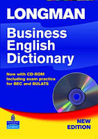 Longman Business English Dictionary+CD-R Paperback