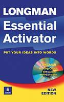 Longman Essential Activator+CD-R Paperback (2 ed)