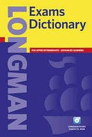 Longman Exams Dictionary+CD-R Paperback