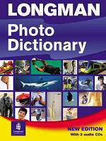 Longman Photo Dictionary + CD Paperback