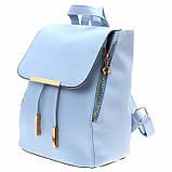 Рюкзак женский Swan light blue, фото 2