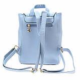 Рюкзак женский Swan light blue, фото 4
