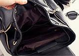 Рюкзак женский Swan purpule, фото 7