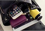 Рюкзак женский Swan purpule, фото 8