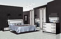 Спальня БАСЯ новая (Олимпия) 3Д (Свит Меблив)