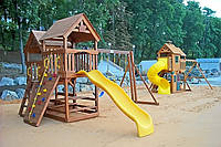 Детская площадка игровой комплекс  Индиана