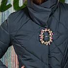 Весенняя женская куртка - модель 2019 - (кт-420), фото 2