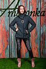 Весенняя женская куртка - модель 2019 - (кт-420), фото 3