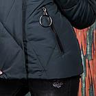 Весенняя женская куртка - модель 2019 - (кт-420), фото 4