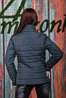 Весенняя женская куртка - модель 2019 - (кт-420), фото 5