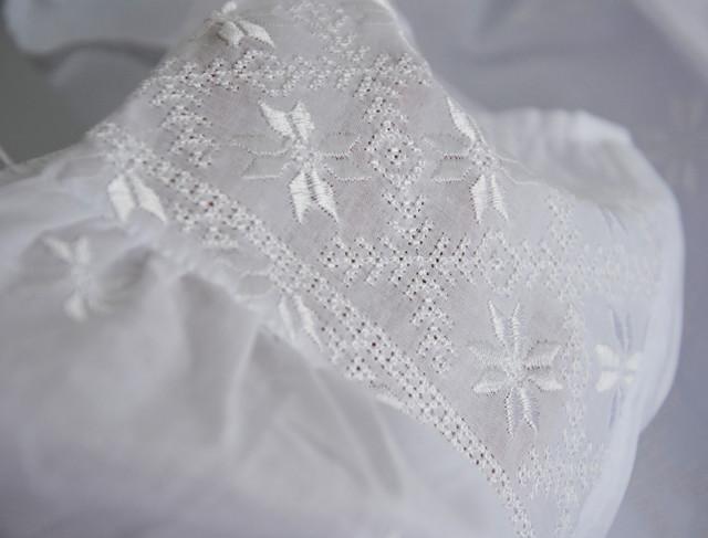вышиванка белое по белому