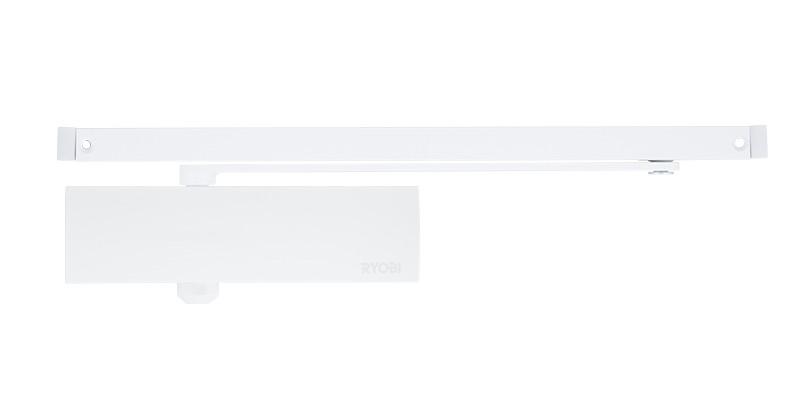 Доводчик RYOBI D-1200T SLD BC до 60кг белый (Япония)