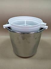 Фильтр-сито   для меда нейлоновое D250, 2х секционный LYSON (Польша)., фото 2