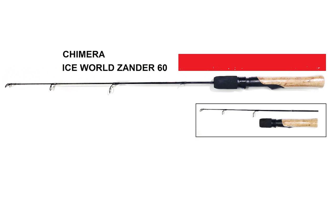 Удочка зимняя CHIMERA Ice World Zander